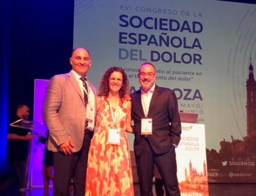 Congreso Nacional de la Sociedad Española de Dolor en Zaragoza