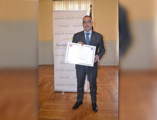 AEDEEC IMPONE LAS MEDALLAS EUROPEAS AL MÉRITO EN EL TRABAJO EN MADRID